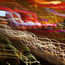 Excitement - Las Vegas Strip at Night von Eye in Hand Gallery