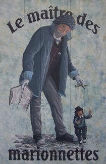 Le maitre des marionnettes von Roland H. Palm