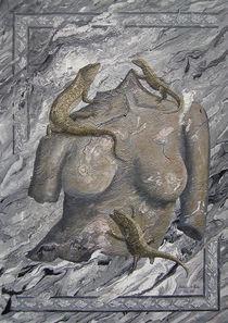 Die Zeit der Echsen von Roland H. Palm