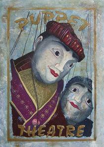 Puppet Theatre von Roland H. Palm