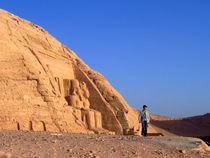 Abu Simbel von Saskia Berndt