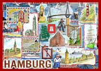 Hamburg von Roland H. Palm