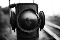 a signal lantern by Kevin Bao