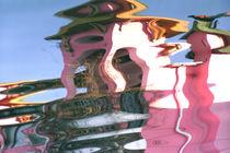 Pink Waterhome von Siegfried Stadler