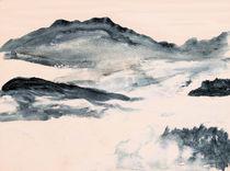 Wolken und Nebel von Birgit Oehmig