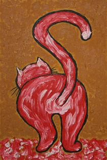 Katze by Birgit Oehmig