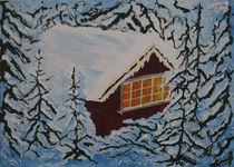Winterzauber von Birgit Oehmig