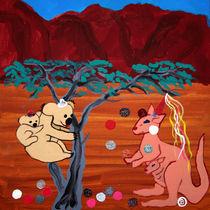 Karneval im Outback von Birgit Oehmig