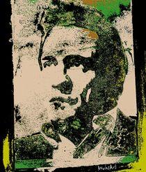 Man in Black von Ernest Mohs