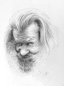 Old Man von Yvonne Onischke