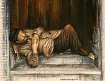 Obdachloser von Yvonne Onischke