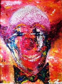 Clown1 von Wolfgang Leng
