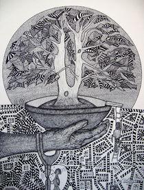Halte die Natur im Gleichgewicht von Wolfgang Leng