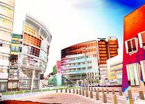Hafenstadt2 von artstyle-henning-o