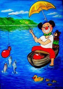 Clown 9 by Ulrike Sallós-Sohns