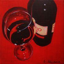 vino rosso 2011-19 von Ulrike Sallós-Sohns