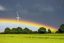 windrad mit regenbogen von marcus paschedag