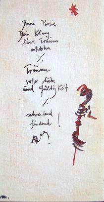 Deine Poesie von Mike Mischkowski