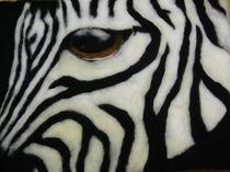 Zebra by Birgit Albert