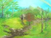 Waldhütte von Birgit Albert