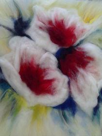 Blütenpracht by Birgit Albert