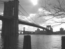 Brooklyn Bridge von Stefan Schulz