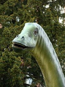 Dinosaurier by Hans-Peter Scherbaum