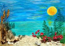 Erinnerung an Bahamas von Nikola Hahn