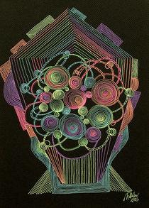 Kopf von Nikola Hahn