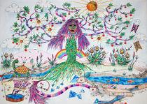 Mutter Erde by Nikola Hahn