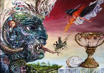 Revelation 20 by Otto Rapp