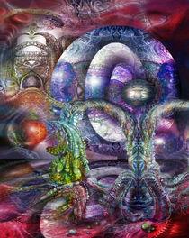 FOMORII UNIVERSE by Otto Rapp