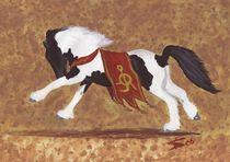 Das Rote Pferd by lona-azur