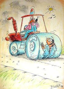 cartoon by Borta Ovidiu Ambrozie BOA