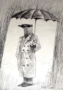 Umbrella by Borta Ovidiu Ambrozie BOA