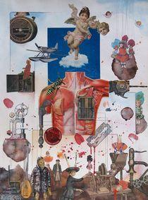 Die Puppenmörderin von Peter Schneider-Rabel