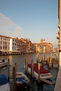 Sonnenuntergang in Venedig von Premdharma S. Gartlgruber