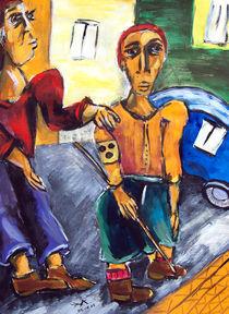 Blind von Premdharma S. Gartlgruber