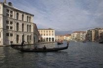 Venedig am Nachmittag von Premdharma S. Gartlgruber