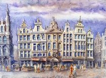 Bruxelles I von Ronald Kötteritzsch