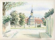 Gohliser Schlösschen in Leipzig (Gohlis Castle in Leipzig) von Ronald Kötteritzsch