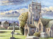 Kirche in Wales (Church in Wales) by Ronald Kötteritzsch