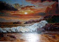 Sonne am Meer by rosenlady