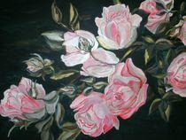 Rosen im Mondlicht 2 by rosenlady