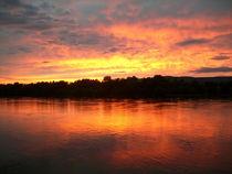 Abendzauber am Rhein by rosenlady