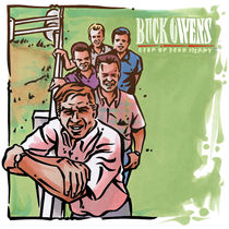 Buck Owens And The Buckaroos by Mychael Gerstenberger