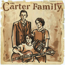 Carter Family by Mychael Gerstenberger