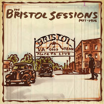 Cover Bristol Sessions by Mychael Gerstenberger
