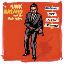 Hank Ballard And The Midnighters by Mychael Gerstenberger