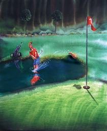 Golf Teich by Mr. TSCHUWIE